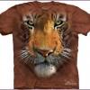 Креативные футболки с мордами животных. (7 фото)