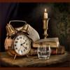 Натюрморты. Время. (10 фото)