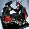 Бумажные скульптуры от Шер Кристофер. (21 фото)