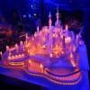 Фото. Бумажные замки от Ватару Иту. (9 фото)