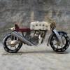 Мотоциклы из часов от Dan Tanenbaum. (13 фото)