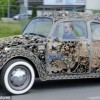 Фото. Кованный Volkswagen Beetle. (8 фото)
