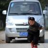 Фото. Семилетний силач (6 фото)