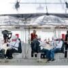 Фото. Ресторан Dinner in the Sky — обед в небе. (9 фото + видео)