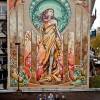 Фото. Красивый стрит арт. (14 фото)