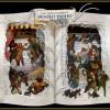 Удивительные коллажи из книг от Kelly Campbell Berry. (9 фото)