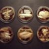 Советские монеты, выпущенные к Олимпиаде 1980 года. (30 фото)