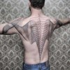 Минималистский тату от Chaim Machlev. (13 фото)