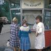 Назад в СССР. Москва — 1959 года. (20 фото)