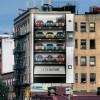 Креативная реклама на зданиях. (21 фото)