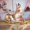 Иллюстрации от Александра Лямкина. (25 фото)
