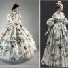 Креативные платья из бумаги. (10 фото)
