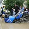 Фото. Трудно быть мотоциклистом. (6 фото)