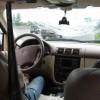 Фото. Что случилось с лобовым стеклом у этого автомобиля ? (10 фото)
