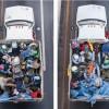 Прикольные фото с грузовиками от Alejandro Cartagena. (8 фото)