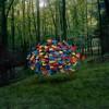 Уличные инсталляции от Thomas Jackson. (15 фото)