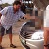 Фото. Жуткая находка под капотом авто. (5 фото)
