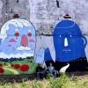 Уличный художник Thoms. (15 фото)