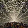 Инсталляция «Зимнее освещение» в Японии. (18 фото)
