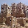 Дар аль Хайяр — замок, построенный на скале. (6 фото)