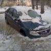 Фото. Припарковался до весны. (3 фото)