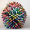 Фото. Звезды-оригами от Byriah Loper. (10 фото)