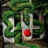 Стрит-арт со всего мира. (12 фото)
