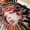 Реалистические рисунки карандашом от Karla Mialynne. (20 фото)