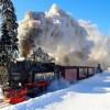 Красивые фото поездов. (23 фото)