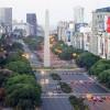Соревнование на ширину среди проспектов и улиц. (3 фото)