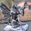 Скульптуры из металлолома. (19 фото)