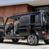 Mercedes Benz G XXL автомобиль сопровождения VIP-персон. (9 фото)