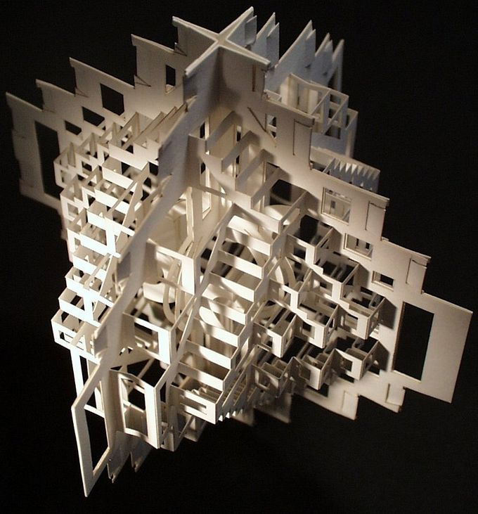 Как сделать макет архитектора