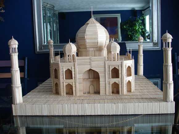 Как сделать макет мечети из бумаги своими руками 18