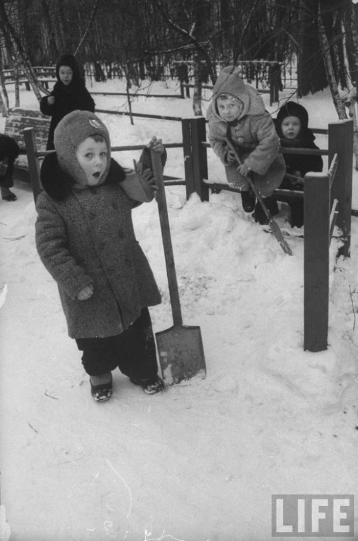 Фото в детском саду в 80 годах
