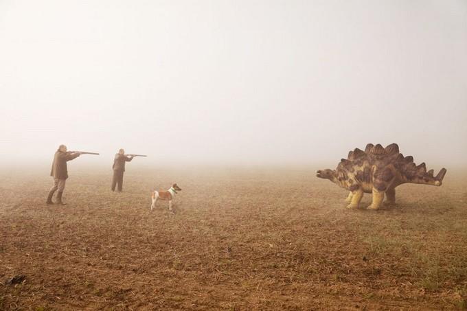 Изумительные фотоманипуляции от Franck Allais. (3)