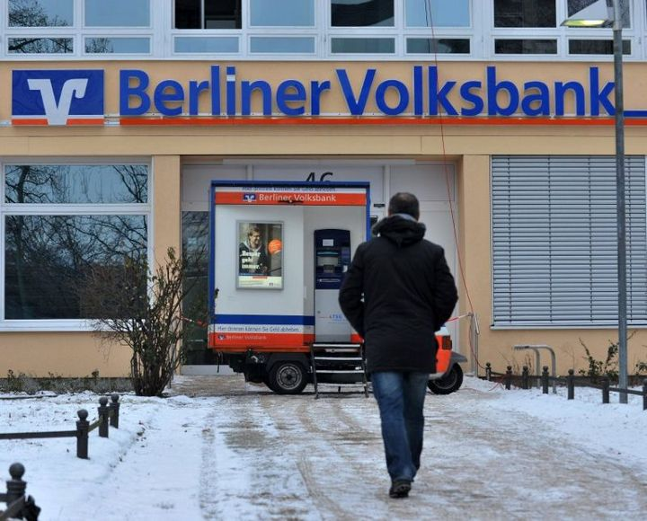 Ограбление банка по Голливудски. (4)