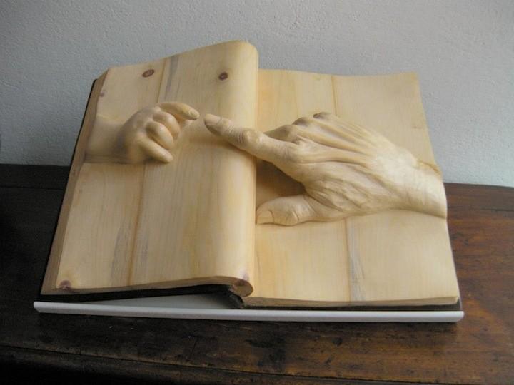 Фигурки из дерева своими руками фото