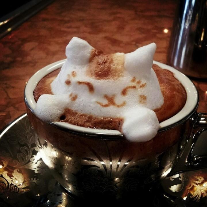 3D Latte Art (2)