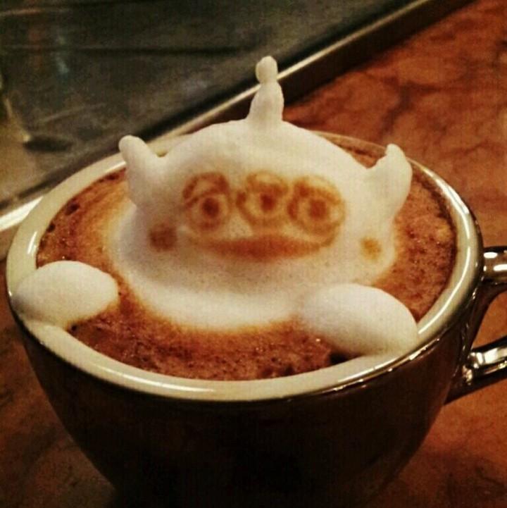 3D Latte Art (4)