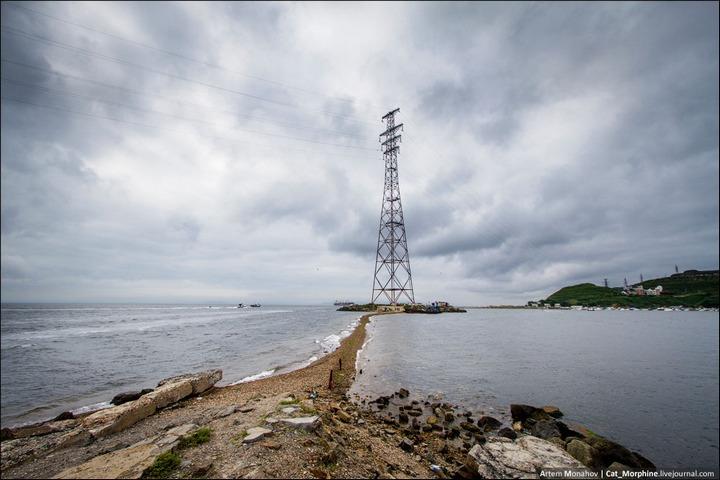 Восхождение на вантовый мост во Владивостоке (14)