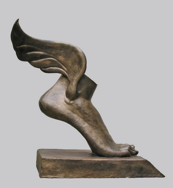 Сюрреалистические скульптуры (8)