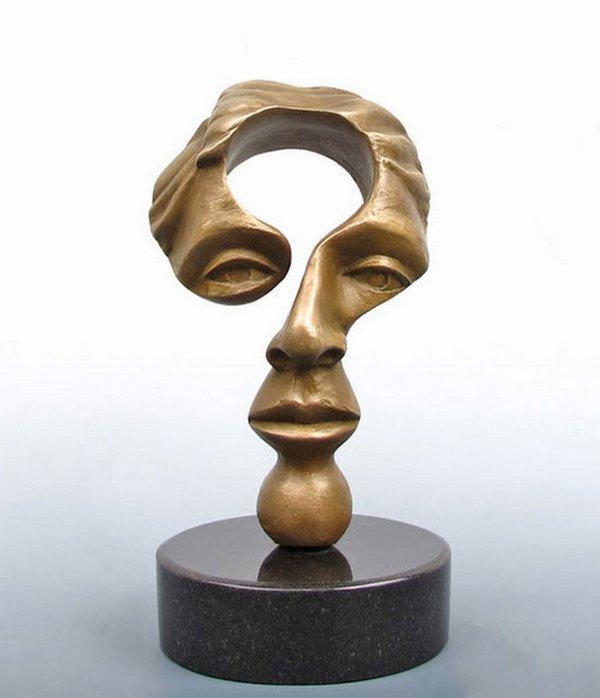 Сюрреалистические скульптуры (2)