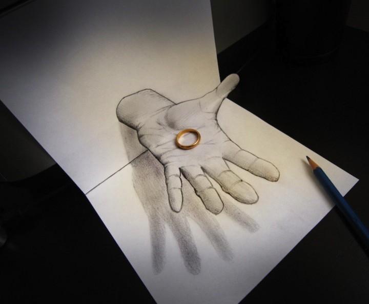 Восхитительные 3d рисунки от Алессандро Diddi (1)