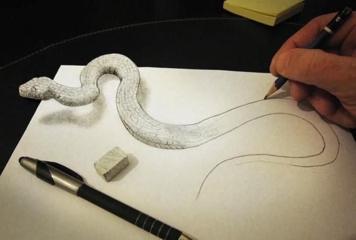 Восхитительные 3d рисунки от Алессандро Diddi (12)