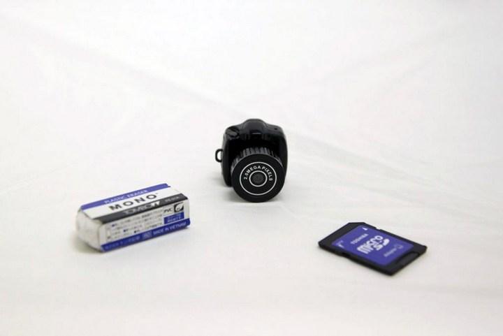 Самый маленький фотоаппарат в мире (4)