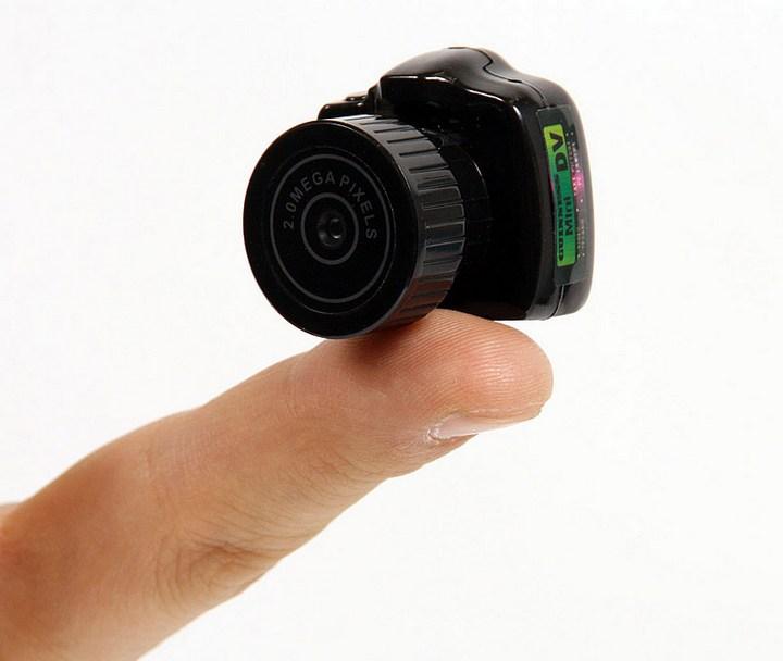 Самый маленький фотоаппарат в мире (9)