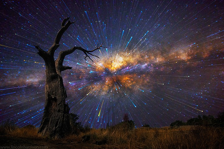 Звездные пейзажи от профессионального фотографа Линкольна Харрисона (1)