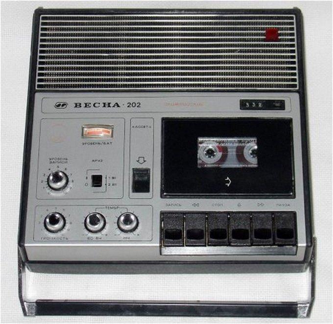 фото, ностальгия, СССР, магнитофоны (2)