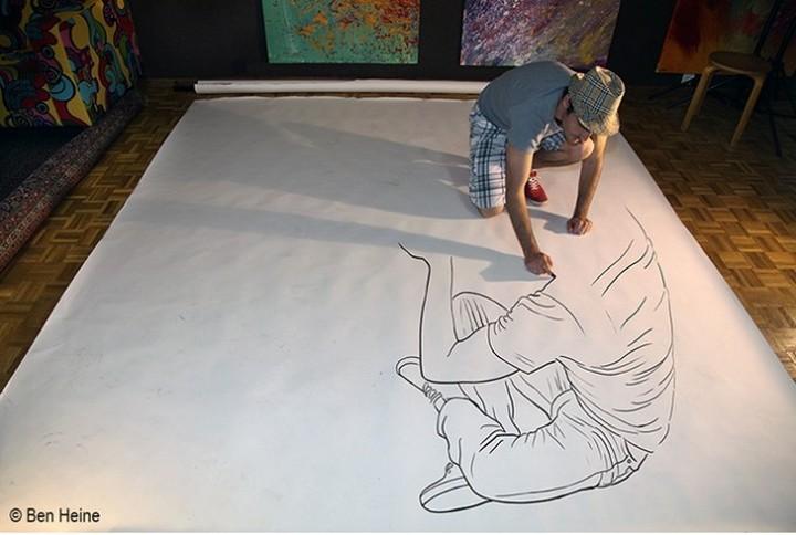 фото, креатив, необычное, 3d рисунки (6)